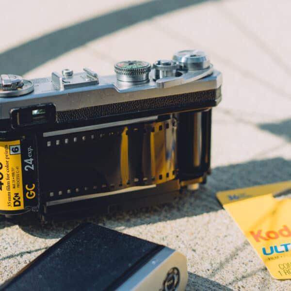 kodak ultramax film