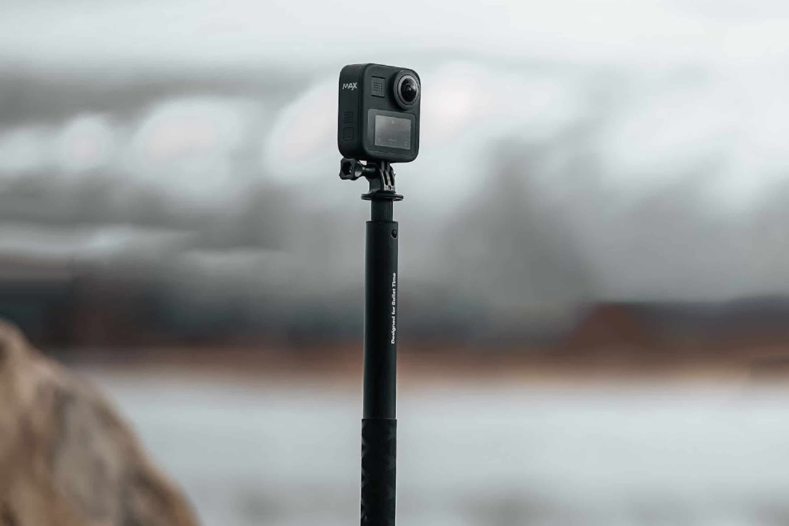 6 Metal Edition: 15-50 Waterproof Extension Stick Session Renewed 3+ SANDMARC Pole 3 HD- with Remote Clip 4 for GoPro Hero 9 2 5 7 Pole 8